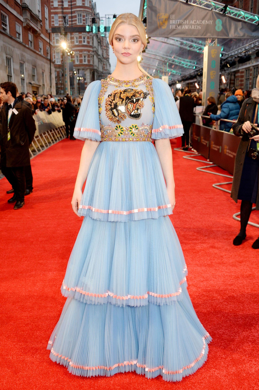 February 12: EE British Academy Film Awards - 003 - Starring Anya Taylor-Joy   Photo Archive   Anya Taylor-Joy Photos
